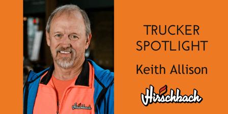 Keith Allison Trucker Spotlight